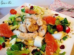 Salade Poulet Avocat : recettes de salade de poulet 10 ~ Melissatoandfro.com Idées de Décoration
