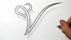 Heart Tattoo Designs With Letters S | danielhuscroft.com