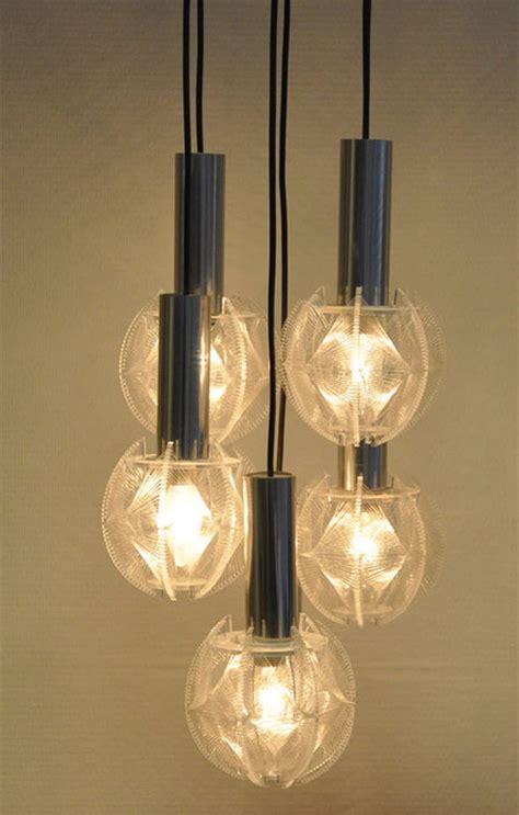 paul secon sompex hanglamp met  lampen catawiki
