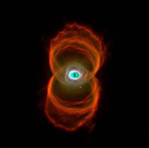 Hourglass Nebula - MyCn18 | Constellation Guide