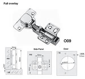stainless steel kitchen furniture blum cabinet hinges hydraulic buffer hinge o07 o08 o09