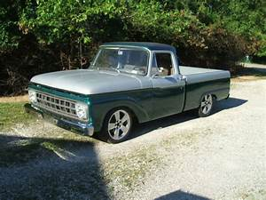 1965 Ford F100 Short Bed Pickup Truck