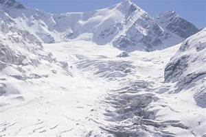 Indian Glaciers Melting At 5 To 20 Metre Rate Annually