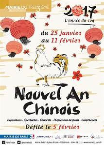 Mairie De Paris 13 : nouvel an chinois 2017 paris 13 chine informations ~ Maxctalentgroup.com Avis de Voitures
