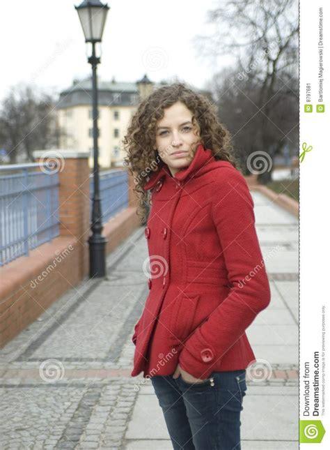 Teenage Girl In Poland Stock Image Image Of Teen Polish