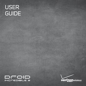 Download  Droid Incredible 2 User Manual