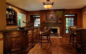 Gallery For > Traditional Interior Design Ideas For Living