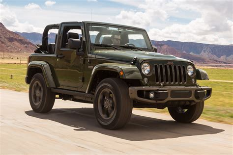 Jeep Wrangler 75th Anniversary Review