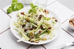 Wie Schneidet Man Fenchel : salat mit gurke fenchel und basilikum foodelements ~ Eleganceandgraceweddings.com Haus und Dekorationen