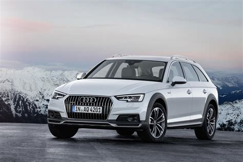 2017 audi a4 allroad quattro news and information