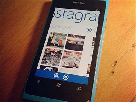 this instagram for windows phone concept looks pretty winsource