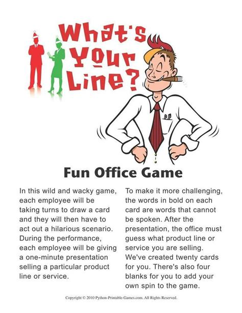 7 best printable games for the office images on pinterest