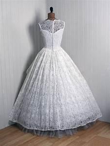 Robe Retro Année 50 : robe de mariee annee 50 ~ Nature-et-papiers.com Idées de Décoration