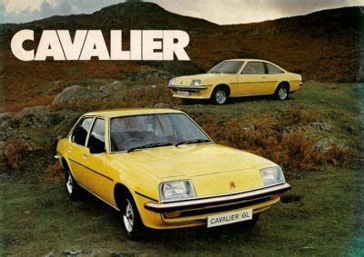 vauxhall cavalier mk1 1975 76 uk market brochure saloon coupe 1600 1900 l gl mk1 coupe and