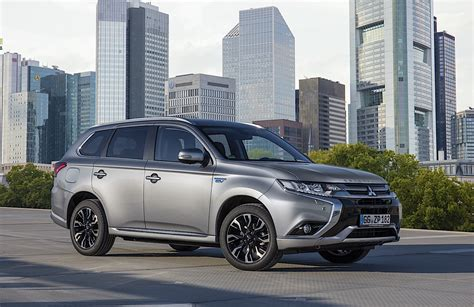 Is Mitsubishi American by Coming To America The Mitsubishi Outlander Phev
