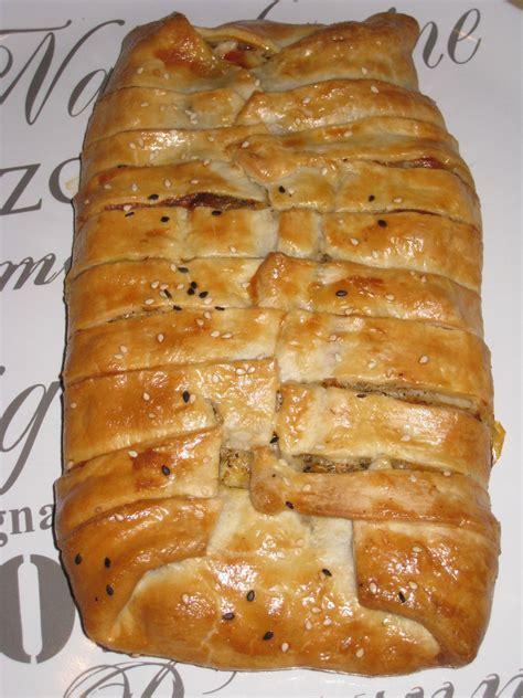 recette avec une pate feuillete 28 images tarta al queso et empenadas au thon forum recettes