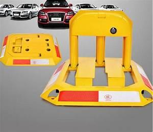 Car Parking Blocker  Car Parking Barrier  Manual Parking