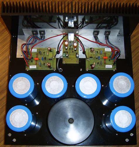 jean hiragas super class  amplifier