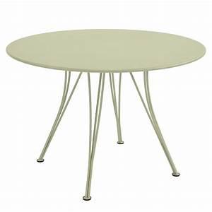 Tisch Rund 160 Cm : rendez vous tisch von fermob ~ Bigdaddyawards.com Haus und Dekorationen