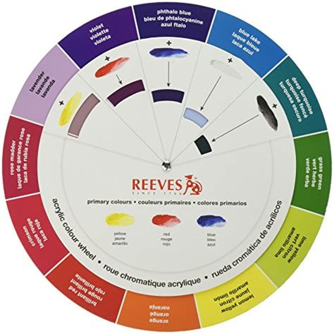 compare price acrylic paint color mixing chart on