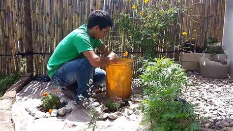 descubre como decorar  jardin pequeno aqui youtube