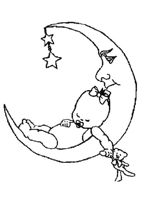 chambre dessin coloriage naissance 12