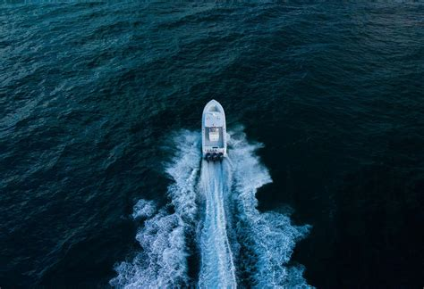 Contender Boats Running by Contender Boats 35st Miami Fl Boat Show Photoshoot