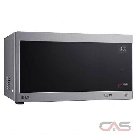 micro onde meilleur rapport qualité prix micro onde de comptoir lg lmc1575st 1250 watts 1 5 pi
