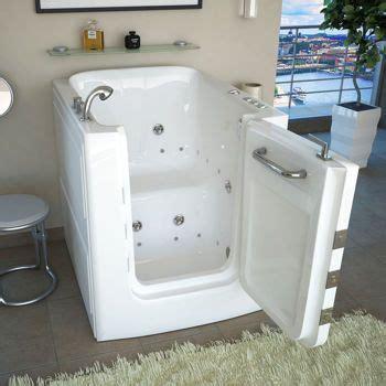small walk in tubs best 25 walk in tubs ideas on walk in bathtub