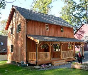 small two story cabin plans 2 story universal cottage