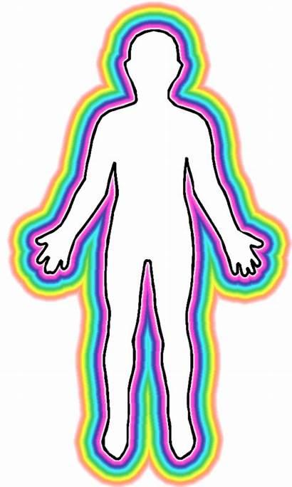 Outline Aura Energy Around