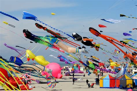 berck plage rencontres internationales de cerfs volants