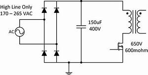 universal high power ac inputs perk or pitfall ee times With the advantage using this configuration is can handle power supply with