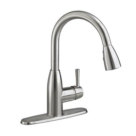 American Standard Faucets Home Depot by American Standard Fairbury Single Handle Pull Sprayer