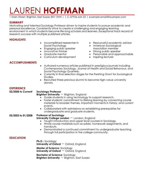 Resume Education Format by 12 Amazing Education Resume Exles Livecareer