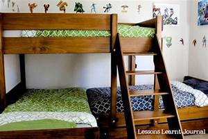 10 Useful Tips for siblings sharing a room - Interior design