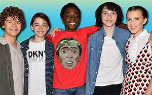 Your Favorite 39Stranger Things39 Star Shares His Perfect