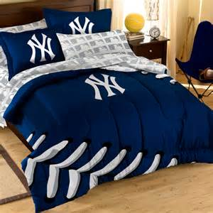 new york yankees mini bed in a bag set