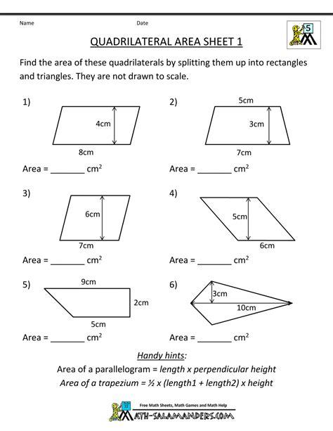 perimeter worksheet year 7 free printables worksheet