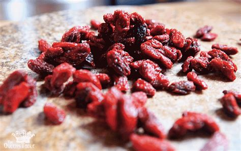 why are goji berries so good for you