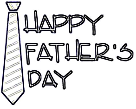 Fathers Day Clipart S Day Black And White Clipart