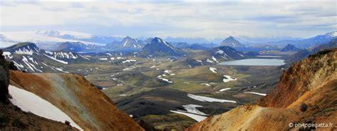 laugavegurinn trail de  km de landmannalaugar