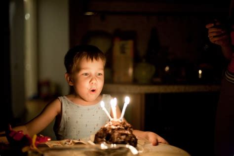 Kinder Und Der Richtige Umgang Mit Feuer