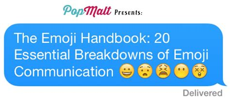 emoji meaning handbook  essential rules  emoji