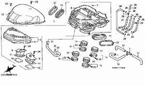 2000 Honda Cbr 600 F4 Partsfiche