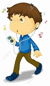 clipart boy walking - Clipground