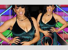 Stacy Francis suffers wardrobe malfunction during CBB exit