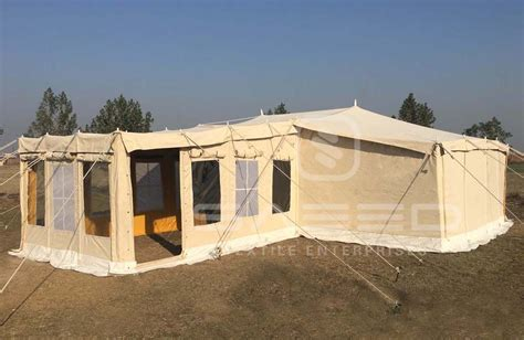 tent with fireplace saeed textile enterprises shelter deluxe tent with