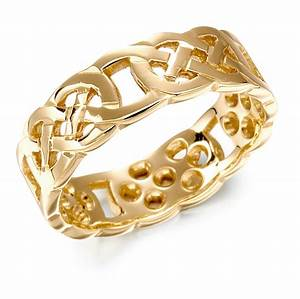 give your wedding a finesse of traditional with celtic With celtic wedding rings for men