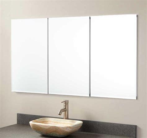 Bathroom Recessed Medicine Cabinets With Mirror Home